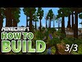 How to Build: Redwood Forest in Minecraft! (Redwood Forest 3/3)