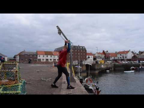 Dunbar Harbour Jumping IV