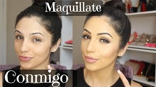 Maquíllate Conmigo /get ready with me /maquillaje casual