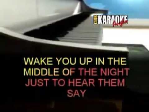 hotel california karaoke 360p
