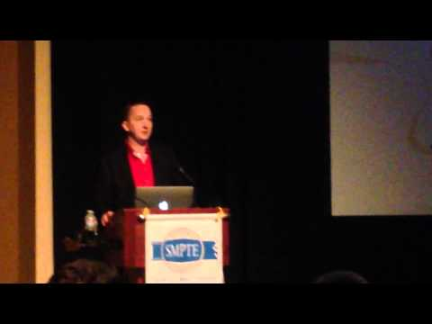 Speech at Academy of Motion Picture Arts & Sciences (SMPTE Sept. Meeting) on Drone Safety