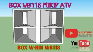 SKEMA BOX W-BIN WB118