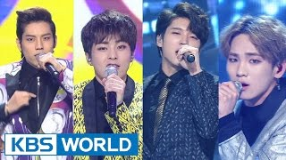 Toheart & XIUMIN & DongWoo - Tell Me Why / Delicious [Music Bank K-Chart / 2014.12.19]