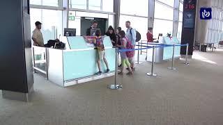 مطار الملكة علياء الدولي يستقبل نحو 8 ملايين مسافر في العام الماضي - (6-2-2018)