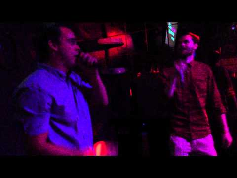 "Jake Wood and Jarryd Molloy absolutely killing karaoke - ""My Band"" by D12"