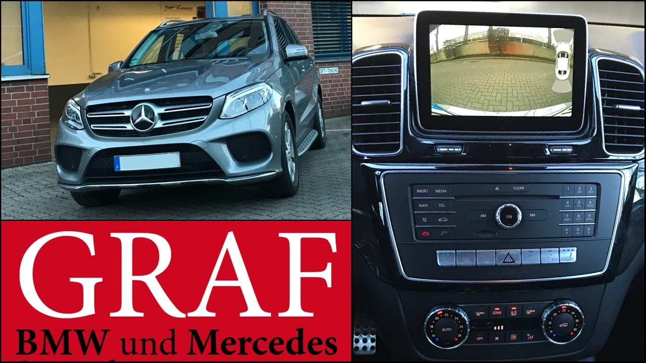 mercedes gle r ckfahrkamera nachr sten hamburg mercedes ml. Black Bedroom Furniture Sets. Home Design Ideas