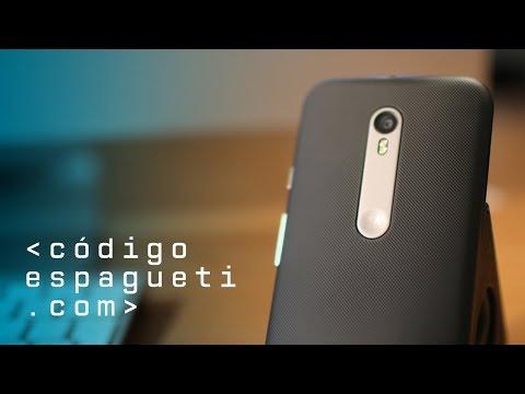 Moto G (2015) - Reseña