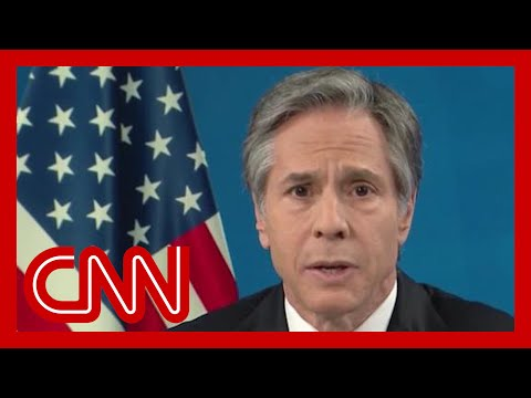 Dana Bash pushes Secy. of State Blinken on repercussions for China's management of Covid-19