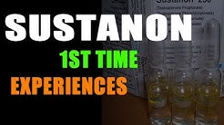 Sustanon First Time Usage - Testosterone use in bodybuilding