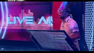@DjGanyani ft. FB on the LiveAmp stage. #Xigubu