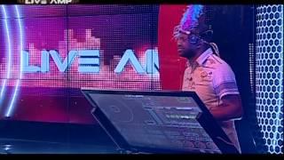@DjGanyani ft. FB on the LiveAmp stage. #Xigubu