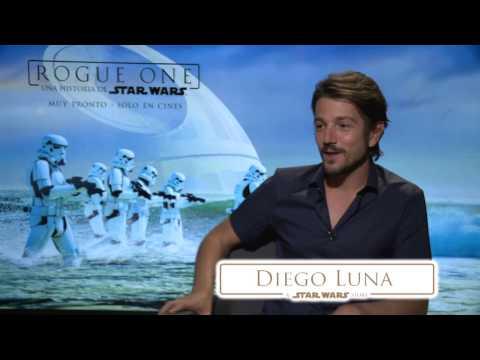 Rogue One: entrevista con Diego Luna