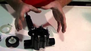 Las Vegas Sprinkler Repair How Fix Leaky Valve Toro Series