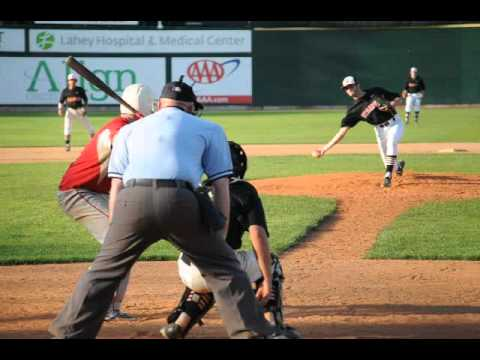 Submarine Pitcher | Paul McGeehan | Summer 2014 Pitching Video