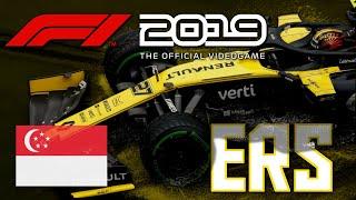 F1 2019 | ERS GP Singapuru (F4) #14