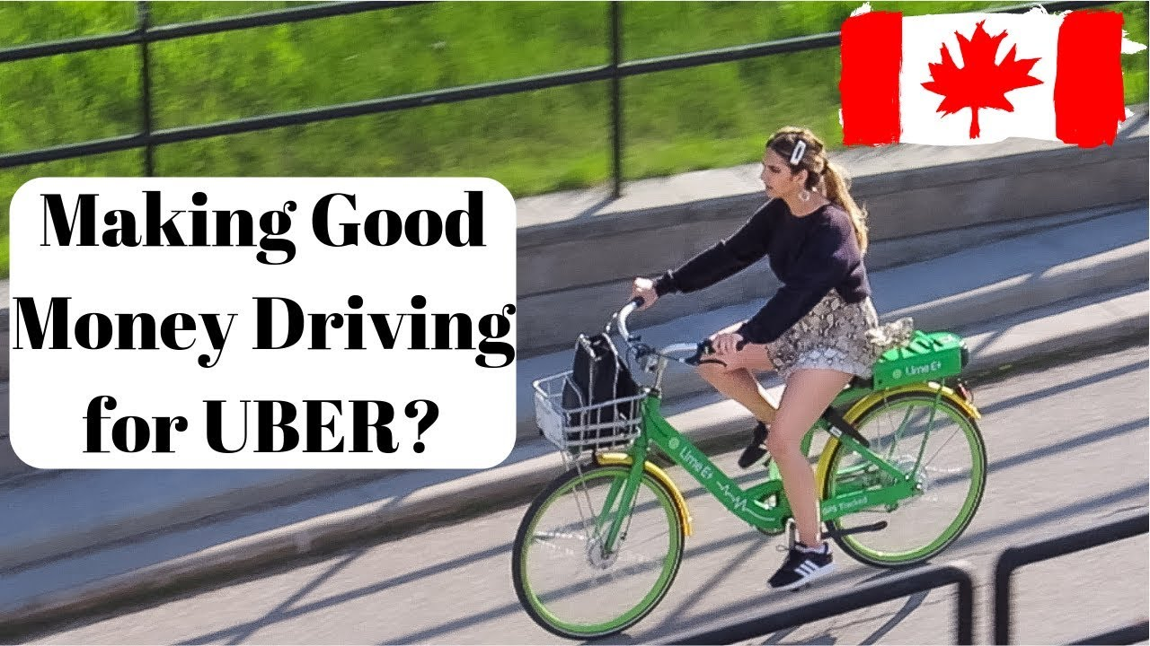 Making Good Money Driving for UBER In Canada! - YouTube