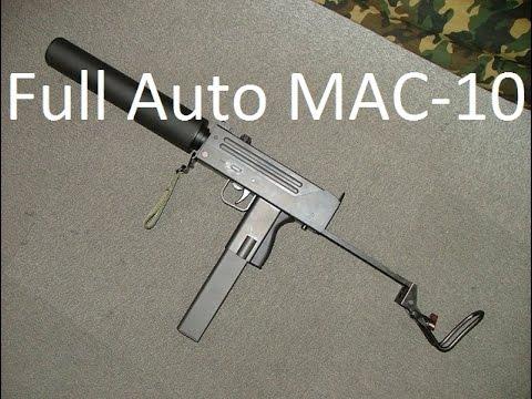 MAC-10 - Full Auto