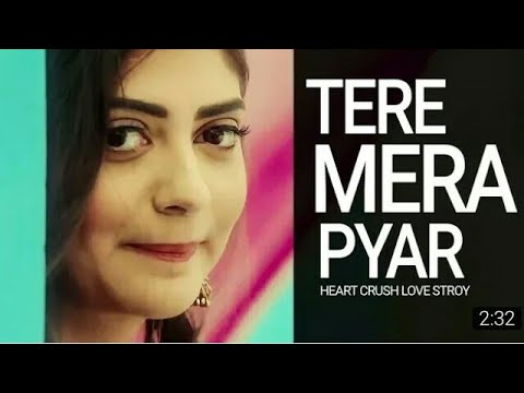Tera Mera pyar Video Song | Rahul Jain