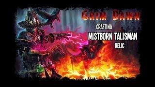 Grim Dawn Crafting: Mistborn Talisman