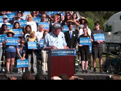 We are Listening to Native Americans | Bernie Sanders