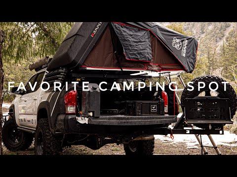 Favorite Camping Spot In California   Exploration Series