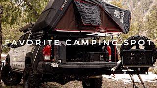 Favorite Camping Spot Iฑ California | Exploration Series