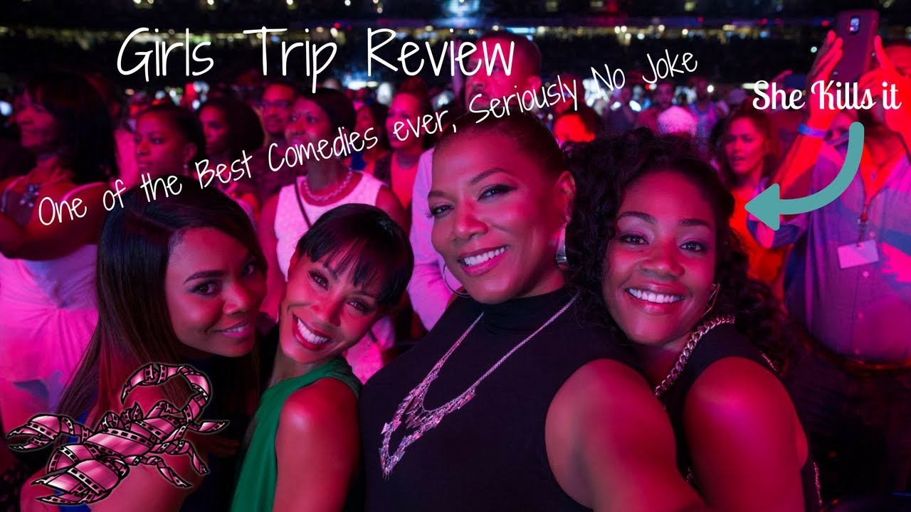 """Download Girls Trip Review: """"Best Comedy in a long time"""""""