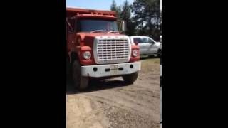 1980 FORD 9000 For Sale
