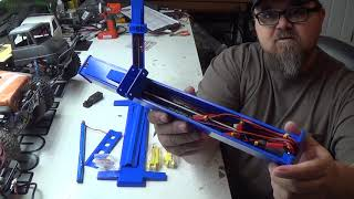 #38 Product Review RC4WD BendPak XPR 9S Two Post Auto Lift