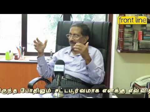 Frontline Interview with Well-Known Journalist Ikbal Atthas