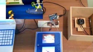 Automatic Soft Resetting Shiny Pokemon Finder (Shiny Mewtwo Encounter)