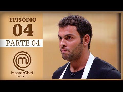 MASTERCHEF BRASIL (28/03/2017) | PARTE 4 | EP 4 | TEMP 04