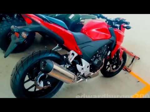 Honda CB500F 2015 Preço Eificação técnica Brasil