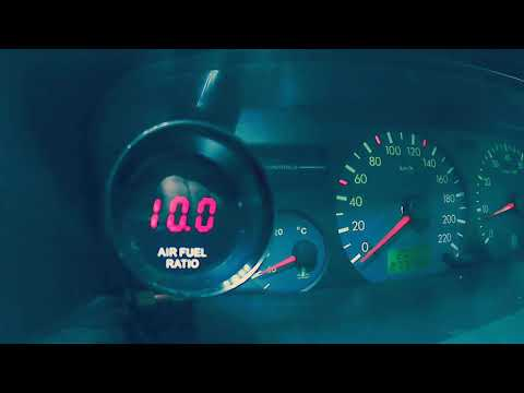 Ebay 13$ Air Fuel Ratio Gouge on Citroen Xantia