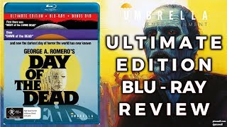 DAY OF THE DEAD (1985) - Ultimate Edition Review (Umbrella Entertainment)