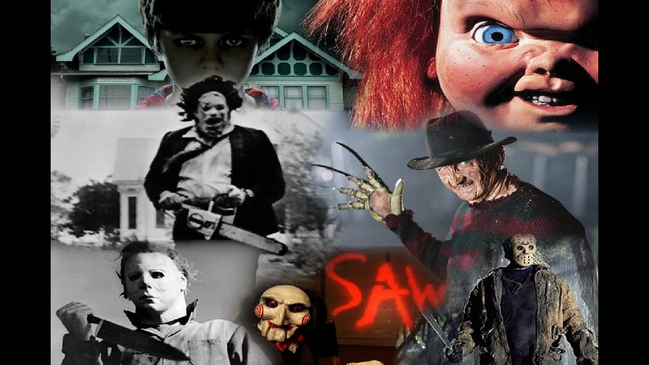 Best Horror and Thriller Movies to watch around Halloween - YouTube