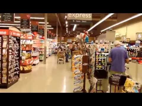 A walk-through Safeway in show low Arizona