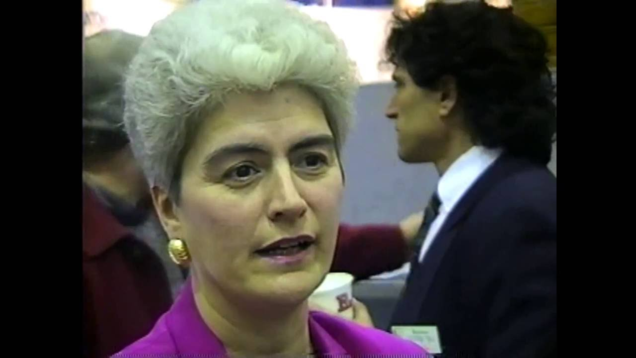 WGOH - Business Expo part two  3-18-93