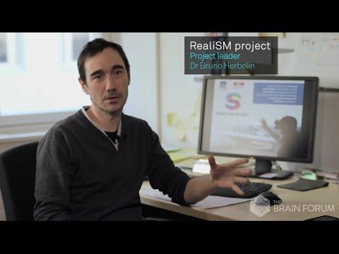 New virtual reality based on neuroscience