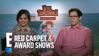 Selena Gomez & Andy Samberg Answer 5 Qs From Their BFFs | E! Live from the Red Carpet