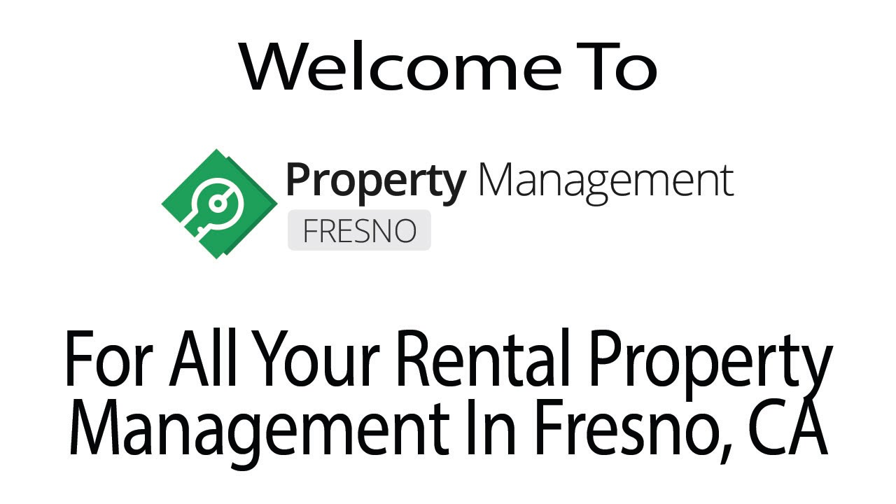 Rental Property Management Fresno CA