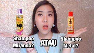 Shampo Metal Vs Shampo Kuda Miranda Youtube