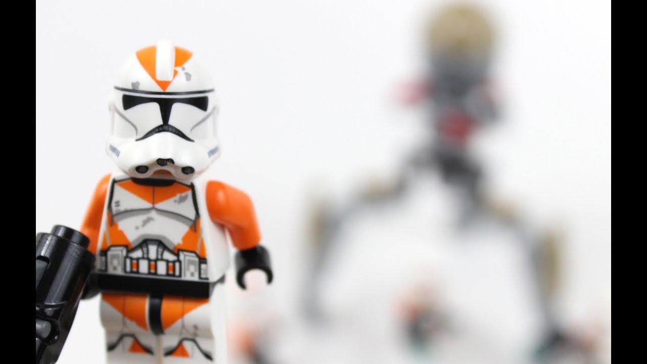 LEGO Star Wars Utapau Troopers Battle Pack Review 75036 ...