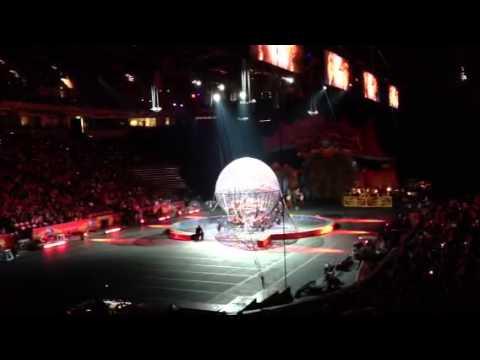 Columbia circus