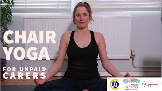 Chair Yoga for Carers