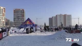 Сноуборд парк в микрорайоне Европейский!
