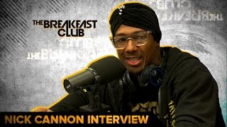 Nick Cannon On Writing For Kayne, Having A New Baby, TLC