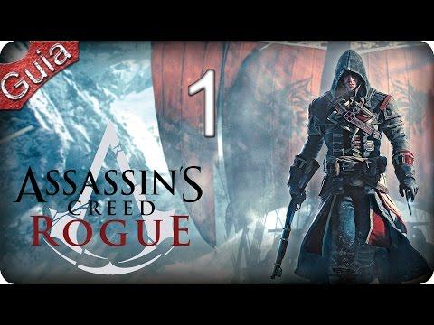 Assassins Creed Rogue parte 1 Español