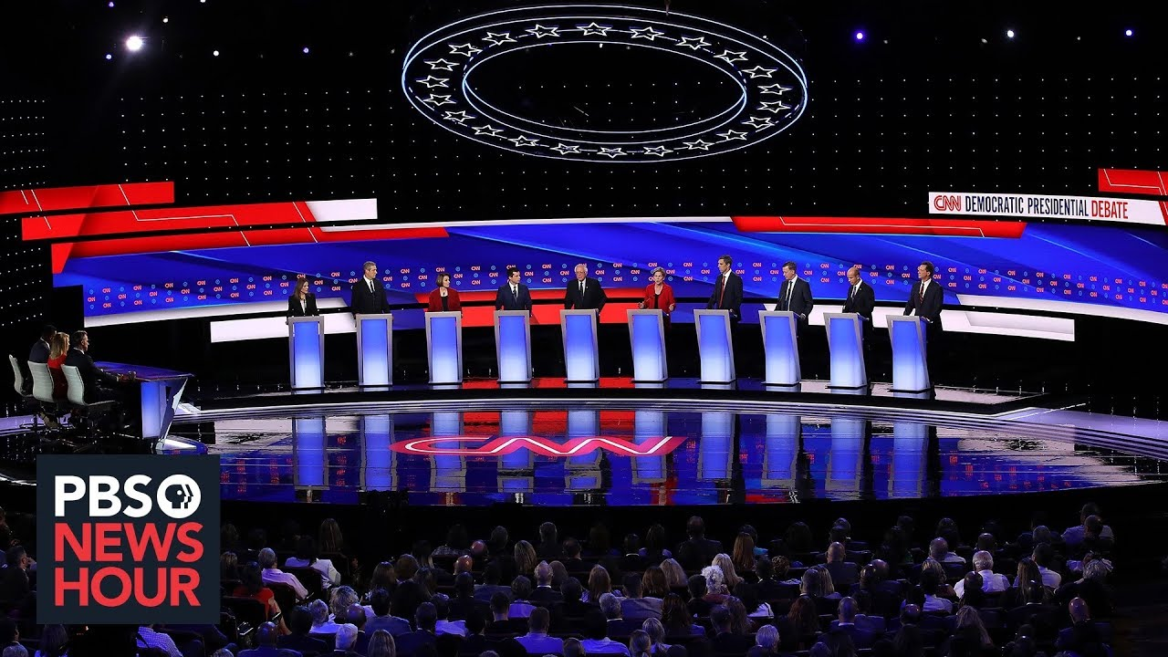 What's at stake for 2020 Democrats during Detroit presidential debates