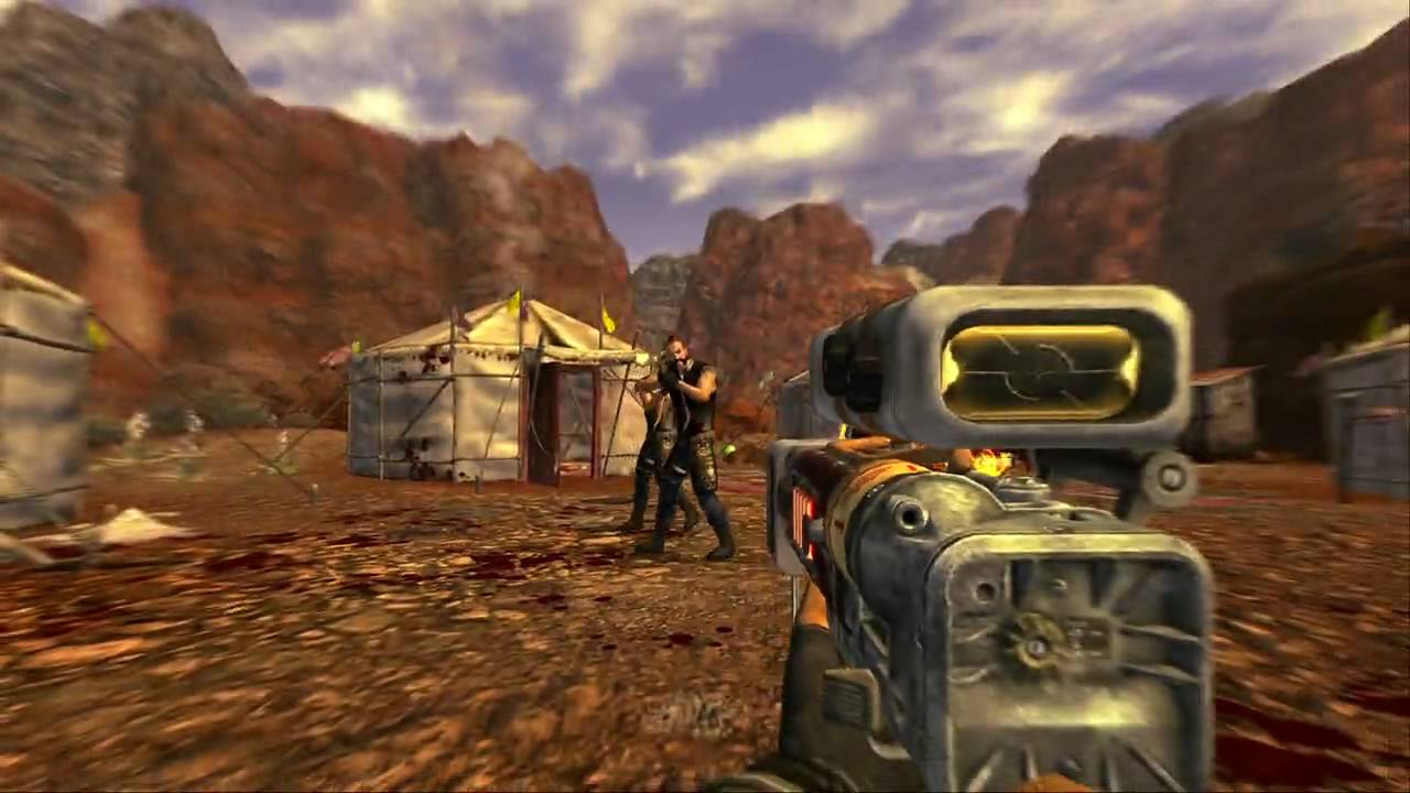Live Fall Wallpaper For Pc Fallout New Vegas Pc Ps3 Xbox 360 E3 2010 Official